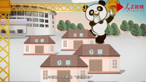 """70年70问:中国为什么要进行""""厕所革命""""?"""