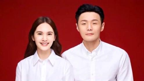 官宣!李荣浩杨丞琳晒照宣布结婚,网友调侃:为什么闭着眼照相啊