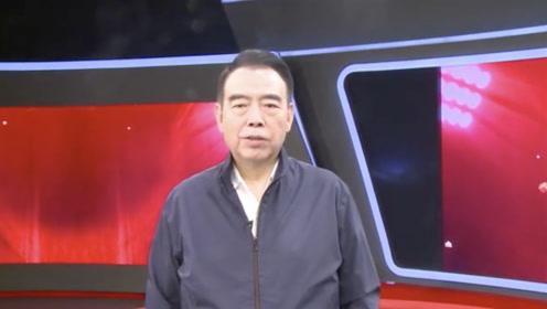 著名导演陈凯歌预祝丰收节活动圆满成功