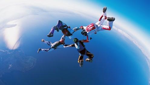 超刺激的5种极限运动,都是玩命者的游戏,容不得一点失误