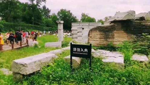 国庆当天北京18家收费公园免费开放,颐和园圆明园都不要钱哦!