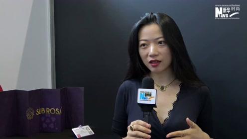 青年珠宝设计师黄可迪,希望自己的能让珠宝拥有生命力