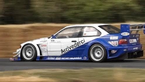 宝马320 E36 Judd V8纯音速节,首亮相真是开眼界