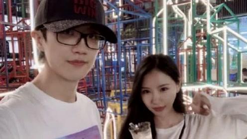 许嵩否认与刘美麟恋情:我们是师徒 好友
