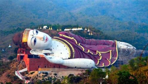 全球最诡异的佛像,看久会感觉异常恐怖,一起来见识下