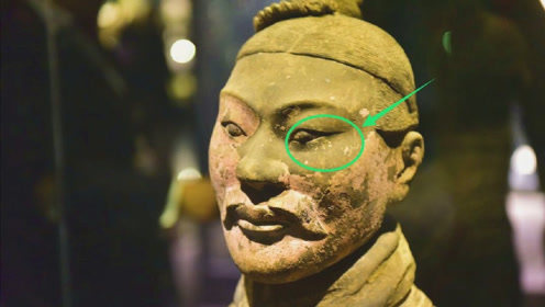 """考古专家利用""""人脸识别技术"""",扫描兵马俑,没想到发现了秘密!"""