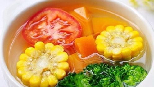 秋分至,喝好一碗汤,健脾养胃又生津,润燥补充水分,常喝体质好