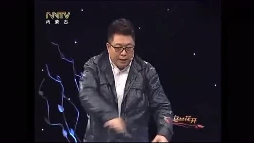 主持:两个闺女都长得很中国!沈丹萍:我的基因把他的基因打败了
