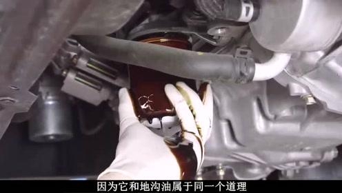 车友问,摩托车的机油可以反复使用吗?发现废机油沉淀后会很亮