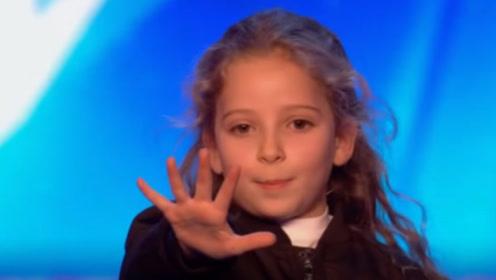 """真有""""超能力""""?8岁女孩五指一伸,""""灵异""""事件接连发生!"""