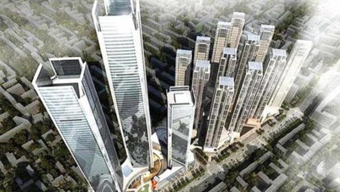 """厉害!东北""""第一高楼""""开始建设,耗资120亿,高度达565米"""