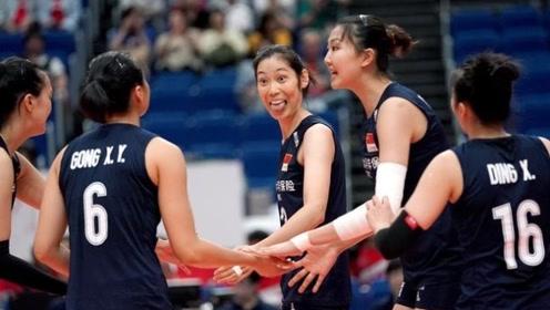 升国旗奏国歌!30秒看完中国女排十一连胜之路!