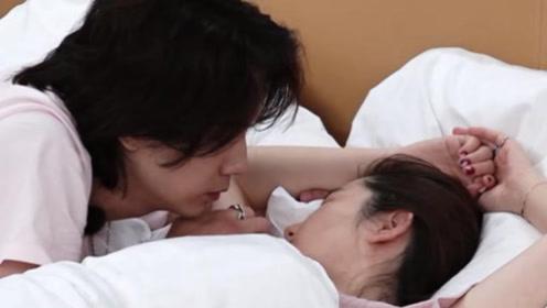 农戚薇和李承铉睡觉突来生理期,李承铉下意识的举动,够我看十遍