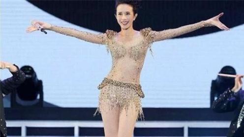 中国最贵的一双腿在她身上,投保3000万,网友:不愧是天后!
