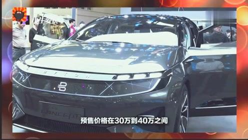 了解这款拜腾首款电动SUV,内饰简直不输百万豪车!