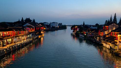 很多上海本地人都不知道,上海最美的夜景不在外滩,而是这里!