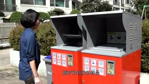 韩国现天价垃圾桶,单个5万元,网友:我还不如垃圾桶