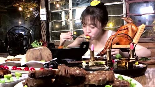 音乐酒馆的菜能有多好吃?mini都被征服了去看看
