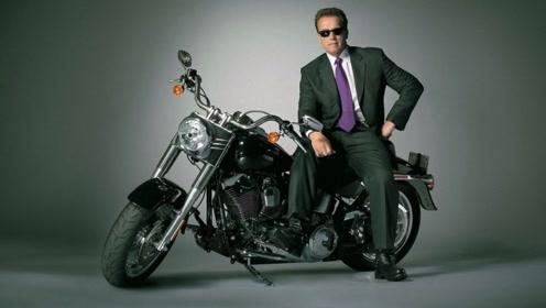 马云的坐骑摩托大有来头!好莱坞巨星的最爱,价格能买一套房