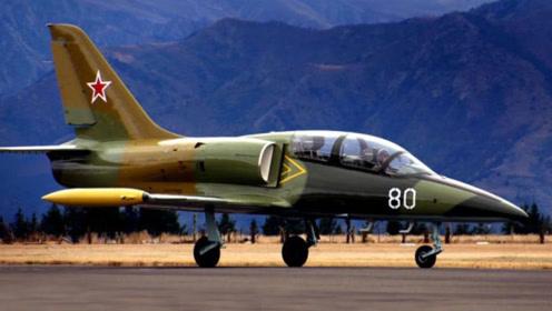 L-39信天翁教练机,来自捷克小国的航空传奇