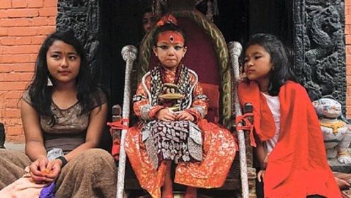 """年龄最小的""""活女神"""",从小在寺庙生活,退位后无人娶她!"""