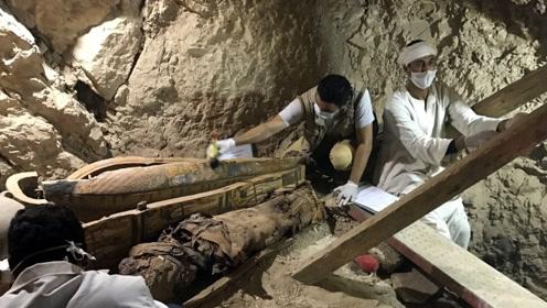 埃及出土2500年前的木乃伊,里面还有心跳?打开后出人意料!