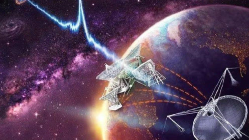 宇宙不断传来神秘信号,难倒真的是外星人在联系人类?