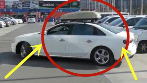 为什么老外停车一头猛扎,而中国喜欢倒车入库,看完太心酸了!