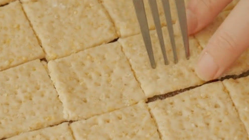 想吃锅巴不用再买了!2分钟学会自己在家做,酥酥脆脆超好吃