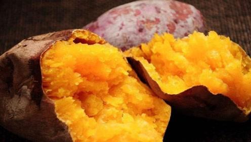 红薯尽量少吃,这一点不要再忽略了,看完尽快告知家人