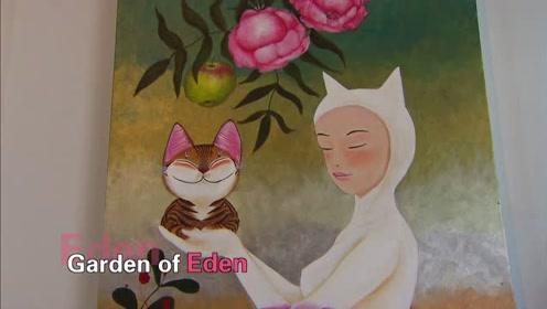 来自爱猫人士的世界,这个风格太清晰,令人羡慕