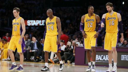球星抱团未必夺冠!盘点NBA史上四大抱团失败案例