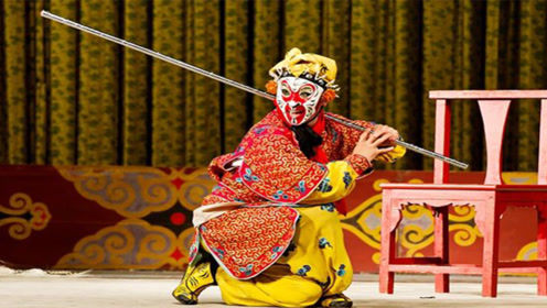 将传统京剧猴戏表演拆分来看,到底有多大的难度?