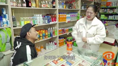 美女超市卖罐头,没想却被老板忽悠拧瓶盖,套路太深了
