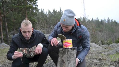 奇臭无比的鲱鱼罐头为何还在大量生产?教你如何识别真瑞典人!