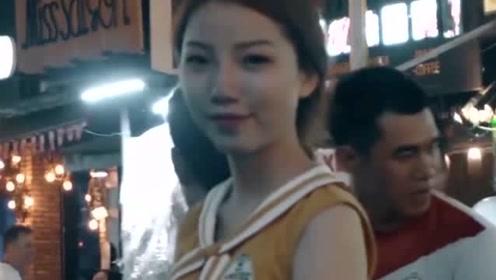 为什么广西那么多越南美女无人敢娶?看她们的工作,网友:我也不敢!