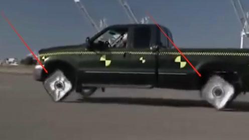 汽车轮胎为什么不用方形的?为什么轮胎都是圆的?