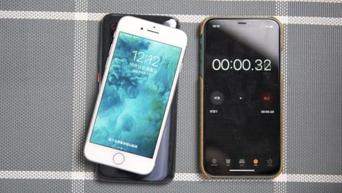 小米9Pro无线反充:给iPhone8充电比自带充电器快?