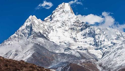 珠穆朗玛峰一半在中国,一半在尼泊尔,是怎么划分归属国的?