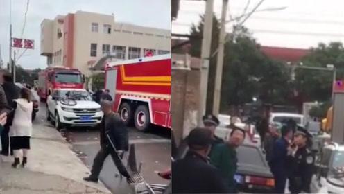 惨烈!蔚县一私人宾馆取暖锅炉突发爆炸,致一死两伤