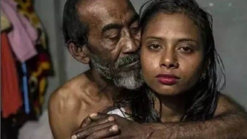 """印度最心酸的两种女人,一种长着""""牛鼻子"""",一种""""嫁""""给寺庙"""