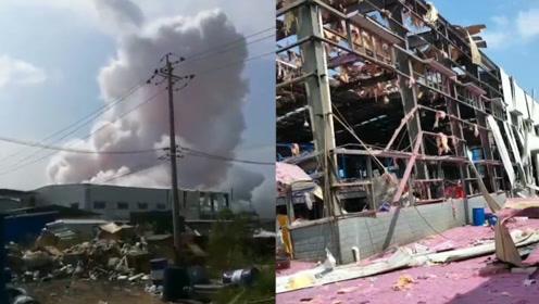 官方通报玉林化工厂爆炸:已致4死6伤 储量5吨反应釜发生爆炸