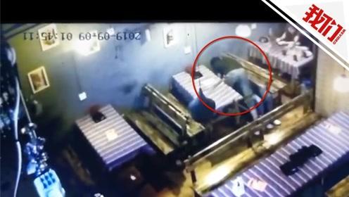 云南女大学生落水身亡生前最新监控曝光 出酒吧100秒有人喊落水