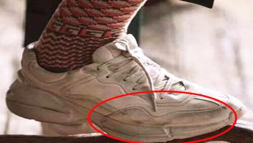 运动鞋脏了别用水洗,干洗店老板透露一个好方法,洗的干净不变形