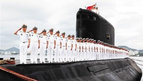 世界唯一一次成功脱险经历!我国潜艇遭遇掉深,冷静操作成功脱险
