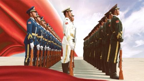 百日刻苦,一刻庄严,一生荣耀!——中国人民解放军仪仗大队纪实