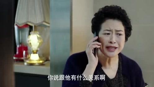 接到罗母的电话求帮助,贺涵毫不犹豫的就过来了,罗母看穿他