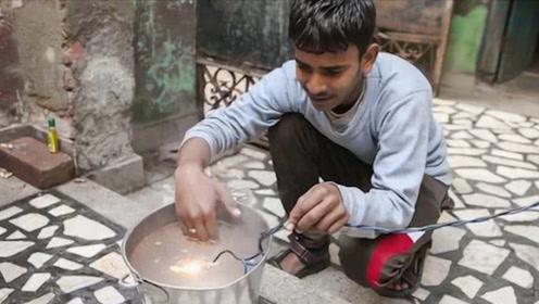印度男孩可抗11000伏高压电,医生却查出不原因
