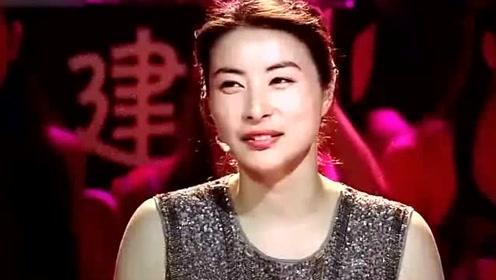 隐瞒了这么久,郭晶晶家庭背景终于曝光,网友:直接打脸李湘!