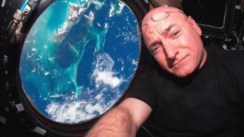 在太空上待了1年后,宇航员的基因突变7%,永远无法修复!
